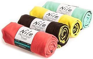 Sternitz Toalla de Microfibra Compacta - Absorbente - Secado Rápido Natación, Gym, Running, Ciclismo, Senderismo, Yoga, Pilates, etc. - Microfiber Towel