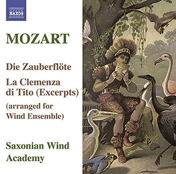 Mozart, W.A.: Magic Flute (The) / La Clemenza Di Tito (Arr. for Wind Ensemble)
