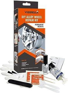 Automobile Wheel Repair Agent, Replacement of Silver Paint Repair Tool Kit