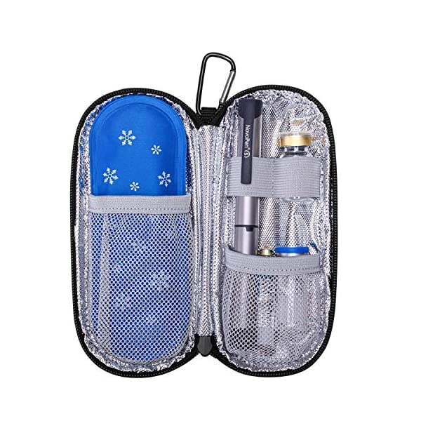 buy  Yarwo Insulin Cooler Travel Case, Diabetic ... Diabetes Care