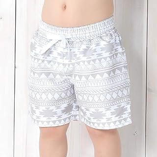 HEAZEL(ヘーゼル) 全20色柄 キッズ サーフパンツ 水着 ハーフパンツ 男の子 女の子 ショートパンツ 80~150サイズ 子供 ベビー 速乾 UVカット