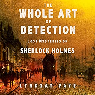 The Whole Art of Detection cover art