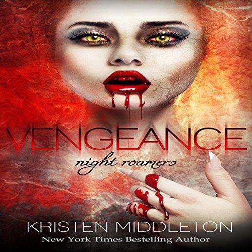 Vengeance Audiobook By Kristen Middleton cover art