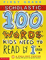 100 Words Reading Workbook (100 Words Math Workbook) by Lisa Traumbauer Gail Tuchman(2003-06-01)