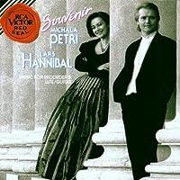 Souvenir - Michala Petri & Lars Hannibal - Music for Recorder & Lute - Telemann, Bach, Koppel, Krahmer, Vivaldi, etc. by TORU TAKEMITSU (1994-07-28)
