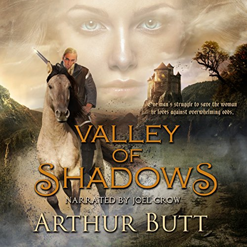 Valley of Shadows audiobook cover art