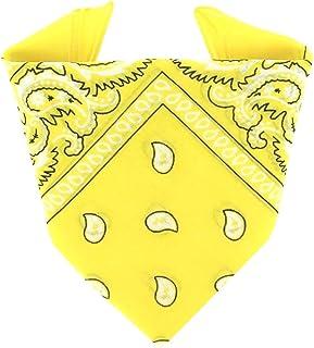 ...KARL LOVEN - Bandana 100% algodón - Paisley - Pañuelo para el cuello, cabeza bufanda para hombre, mujer y niño muñeca P...