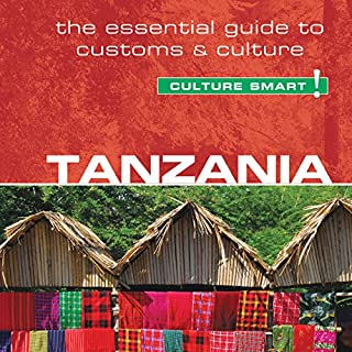 Tanzania - Culture Smart! audiobook cover art