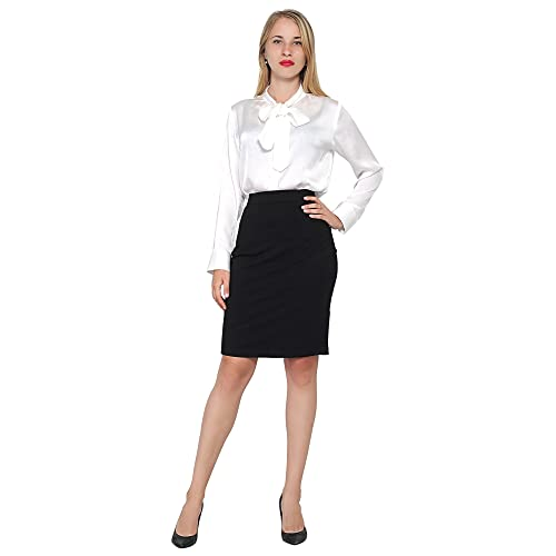 125ae96fbd4d Marycrafts Women s Work Office Business Pencil Skirt