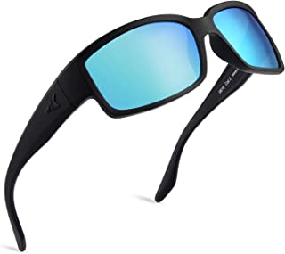 Skidaway Polarized Sport Sunglasses for Men and Women,Ideal for Driving Fishing Cycling..