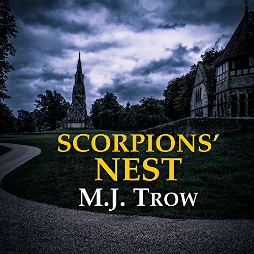 Scorpion's Nest cover art