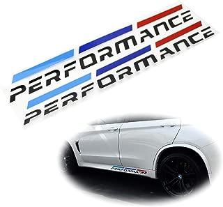 BEESCLOVER 215cm Carbon Fiber Sticker Side Skirt Car Decal for BM-W E90 E92 E39 F10 F30 F31 3D Carbon Fiber