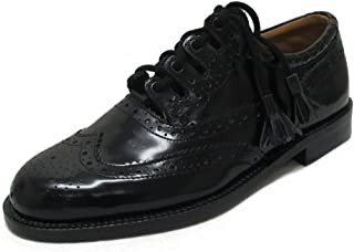 Thistle - Ghillie brogues - homme - cuir