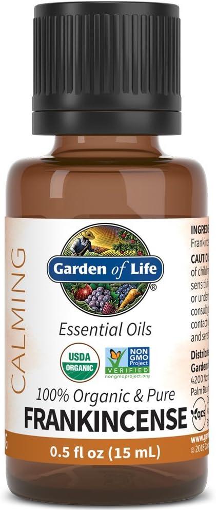 Garden of Ranking TOP8 Life Essential Oil Frankincense mL 15 oz 0.5 Super sale fl US