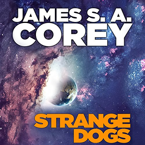 Strange Dogs audiobook cover art