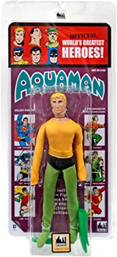 DC Comics Retro Kresge Stil Aktion Figuren Series 2  AQUAMAN