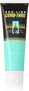 Pro-Line Comb Thru Lite Creme Conditioner for Men, 4 Ounce