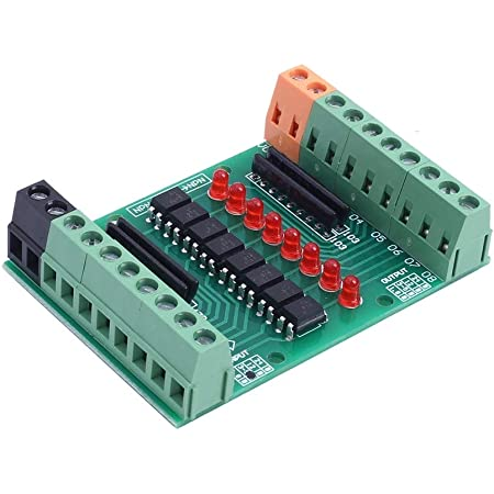 Haljia Pc817 4 Channel Optocoupler Isolation Board Voltage Control Converter Adapter Module 3 6 30v Driver Photoelectric Isolated Module Pc 817 Amazon Co Uk Business Industry Science