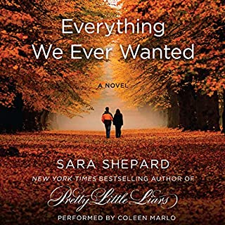 Everything We Ever Wanted audiobook cover art