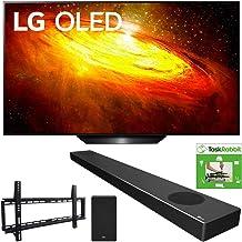 $2893 » LG OLED65BXPUA 65-inch BX 4K Smart OLED TV with AI ThinQ (2020) Bundle SN9YG 5.1.2 ch High Res Audio Sound Bar + TaskRabbit Installation Services + Vivitar Low Profile Flat TV Wall Mount