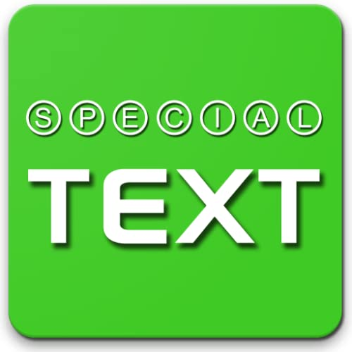 Special Text