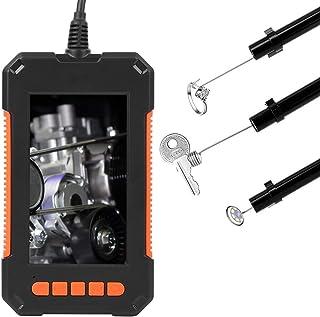 Endoscopio recargable de 2600 Mah 4,3 pulgadas, endoscopio portátil de 4,3 pulgadas, para el interior de la máquina Quest,...
