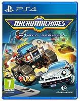 Micro Machines World Series PS4 Game
