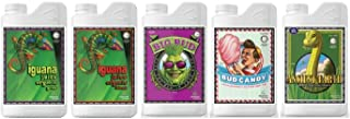 Advanced Nutrients Organic OIM Bundle Package (Iguana Juice Grow & Bloom, Bud Candy Organic, Big Bud Organic & Ancient E