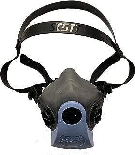 Scott Xcel(TM) Half Mask Respirator, S/M