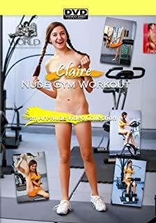 Nude Gym Workout featuring Claire - a Nude-Art Film