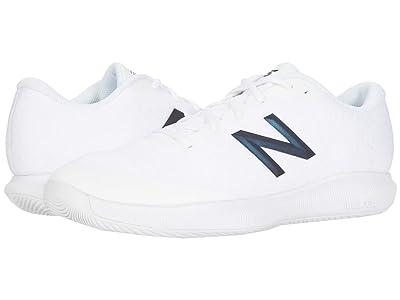 New Balance FuelCell 996v4 (White/Iridescent) Men