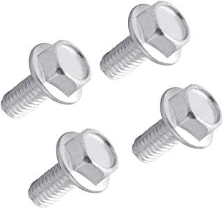 Power Mower Sales 4 Pack Hex Head Screw for Spindle/MTD 710-1260A / Cub Cadet 710-1260A / Troy Bilt 710-1260A