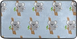 Cute Australia Koala Bear Kitchen Mat Anti Fatigue Runners Area Rug Pads 39