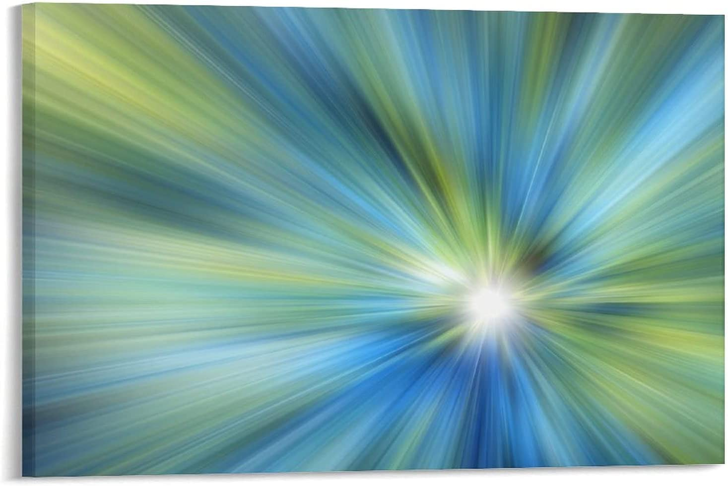 Creative Poster Ray Spectrum Painting 4 years warranty Ranking TOP10 Wall On Art Canvas