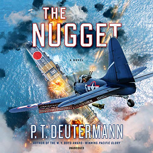 The Nugget audiobook cover art