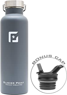 Best double wall vacuum insulated stainless steel water bottle Reviews