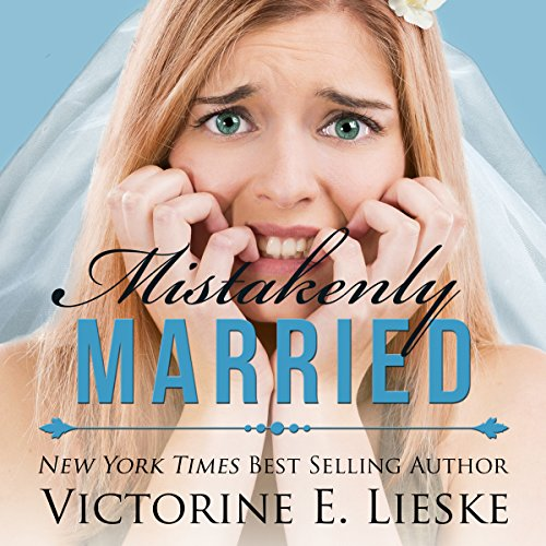 Mistakenly Married audiobook cover art