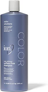 Amazon Com Ion Shampoo And Conditioner Shampoo Conditioner Hair Care Beauty Personal Care