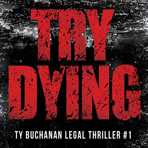 Try Dying audiobook cover art