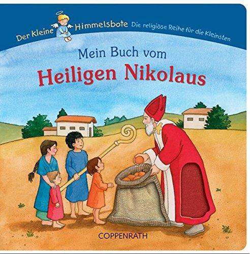 Mein Buch vom Heiligen Nikolaus (Bücher für die Kleinsten)