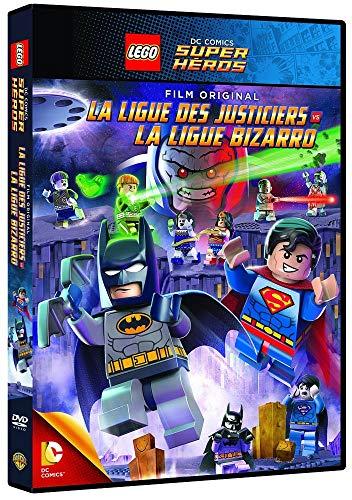 LEGO DC Comics Super Heroes : La Ligue des Justiciers vs Bizarro [Italia] [DVD]