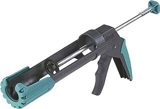 Wolfcraft 1 MG 200 Ergo mechanische cartouchesnijder 4352000; ergonomisch patroonpistool met rubberen handgreep en draaiba...