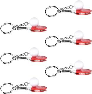 سلاسل المفاتيح، سلاسل زينة المفاتيح حقيبة يد سلسلة المفاتيح زخرفة لعشاق الرياضة لأبطال الطلاب لمحبي الكرة
