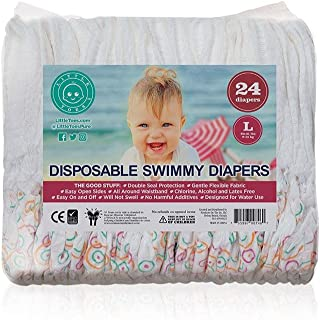 Little Disposable Swimmy Diapers Large
