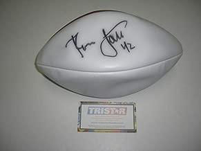 ronnie lott autographed football