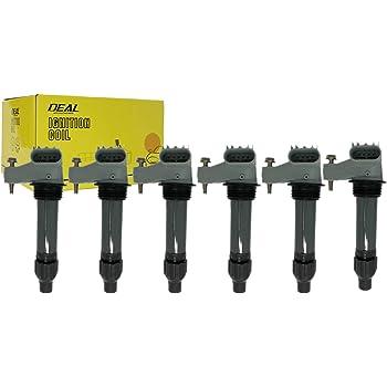 SCHNORKEL 12029-1089-BA Ignition Coil 4 PCS UF549
