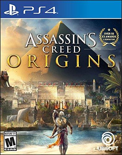Assassins Creed: Origins - Standard Edition - PlayStation 4 - Standard Edition - PlayStation 4