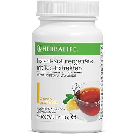 Bebida Instantánea a base de extracto de Té Herbalife con té ...