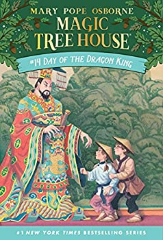 Day of the Dragon King  Magic Tree House  R