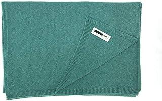 Cashmere Island- Sciarpa Uomo e Donna- 100% Cashmere Naturale- Made in Italy- Filati Naturali, Morbida, Calda, Soffice ed ...